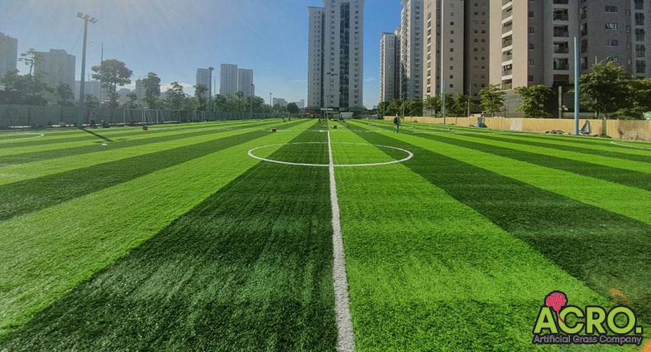 Sân bóng nhân tạo Acro