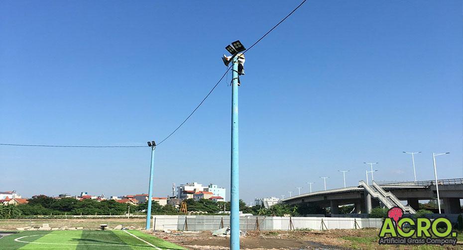 Đèn sân bóng
