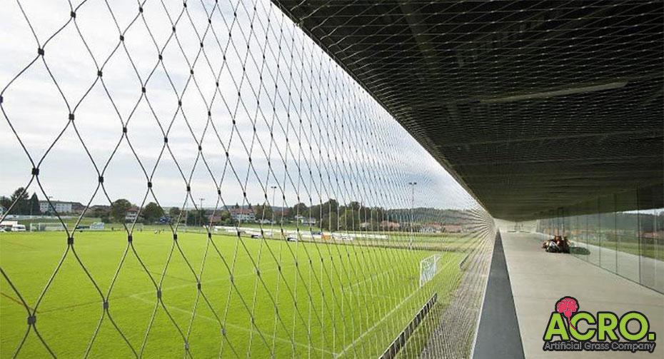 Lưới chắn bóng đá