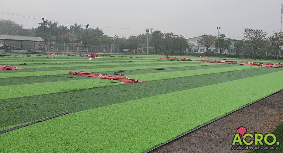 Bảo trì sân cỏ nhân tạo