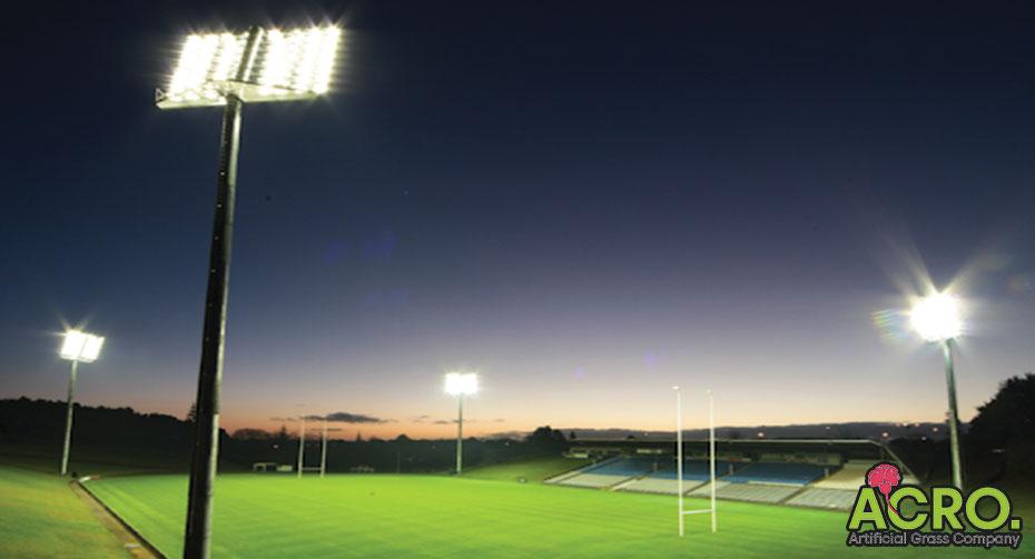 Đèn chiếu sáng sân bóng đá