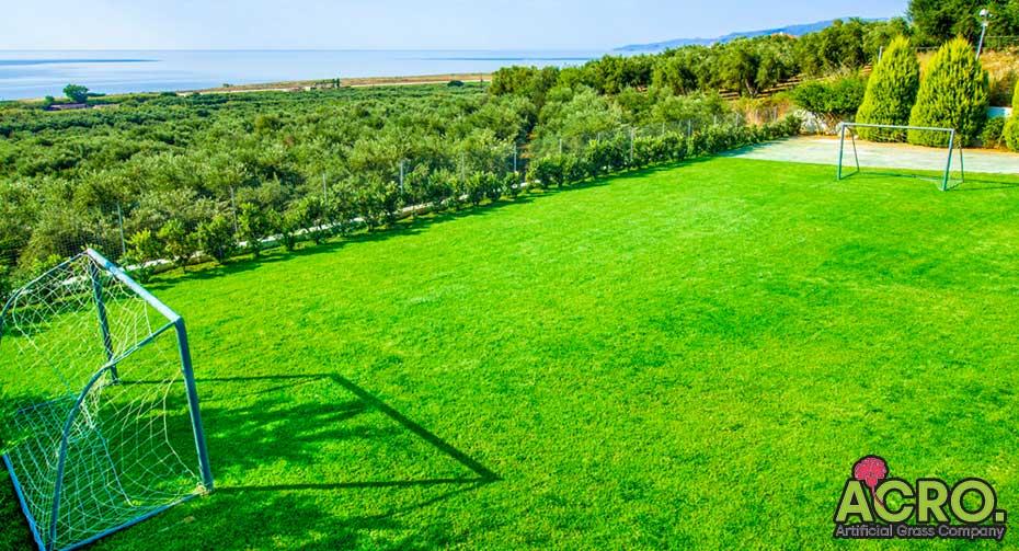 Kinh nghiệm kinh doanh sân cỏ nhân tạo