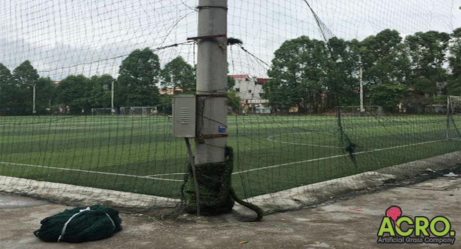 Lưới sân bóng mini