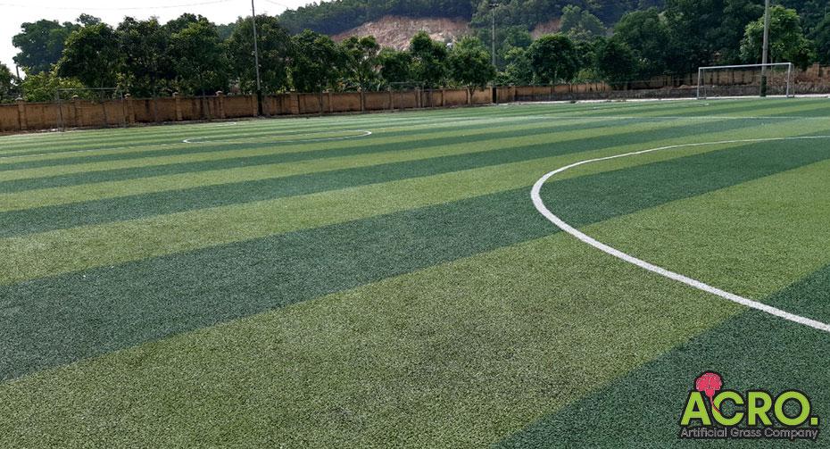Cỏ nhân tạo sân bóng đá là gì