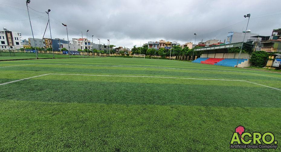Kích thước sân bóng đá mini 7 người