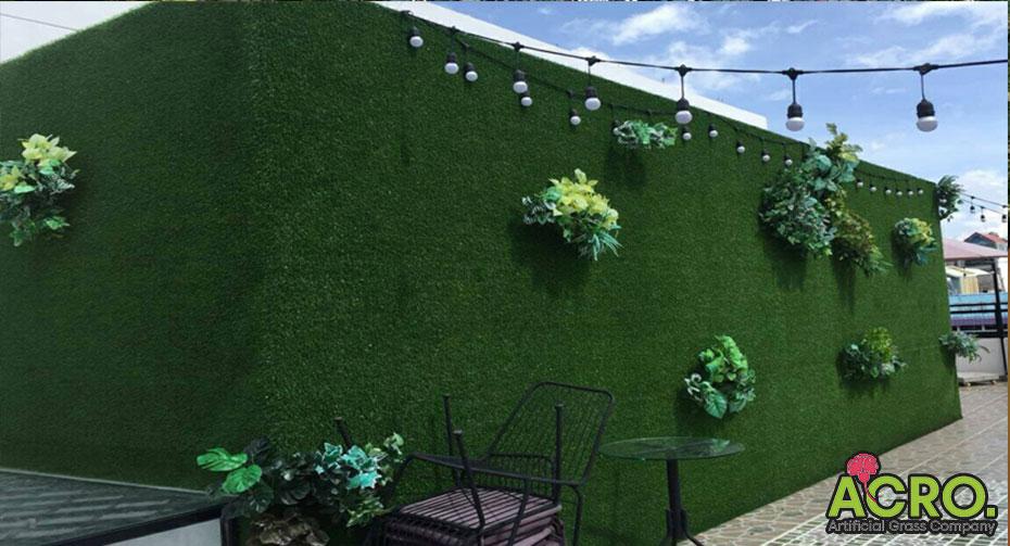Thảm cỏ nhân tạo ngoài trời