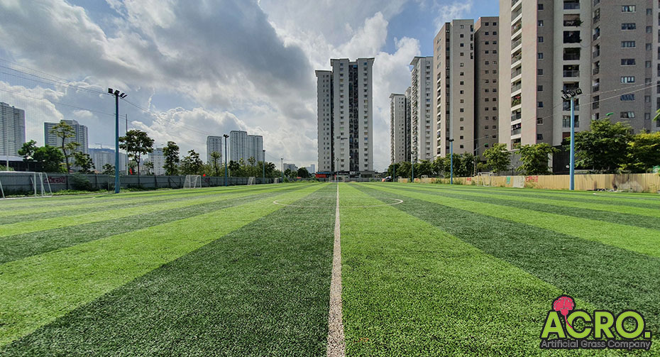 Chi phí mở sân bóng đá nhân tạo