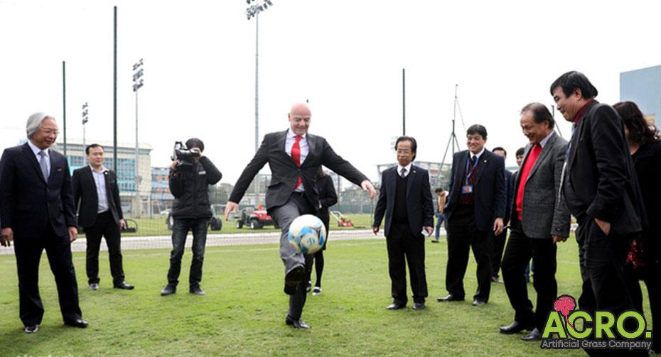 chủ tịch FIFA là ai