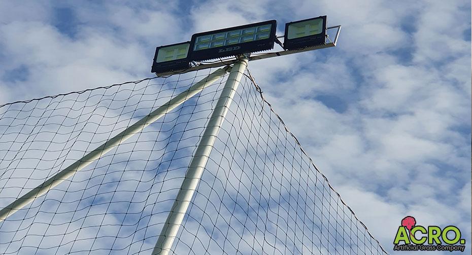 đèn led sân bóng đá