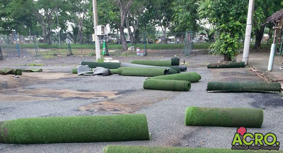bán thảm cỏ nhân tạo sân bóng