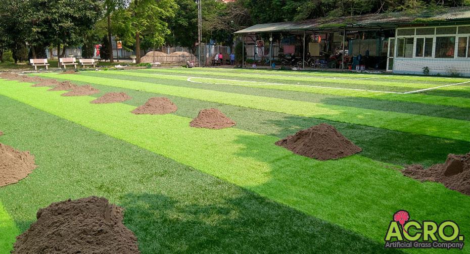 Chi phí đầu tư sân cỏ nhân tạo 7 người