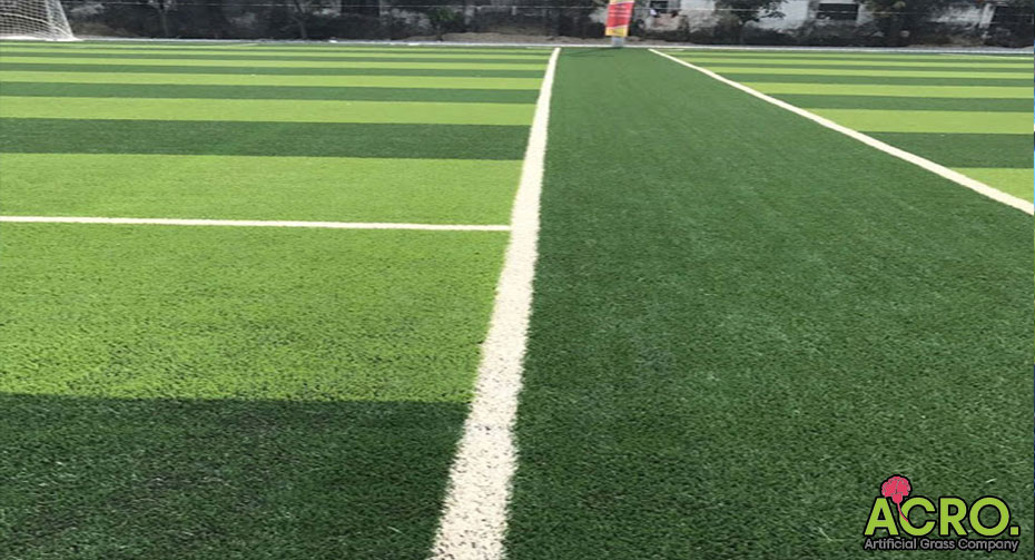 đầu tư sân bóng nhân tạo