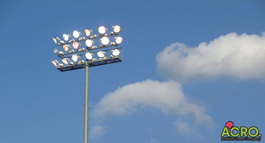đèn cao áp sân bóng đá
