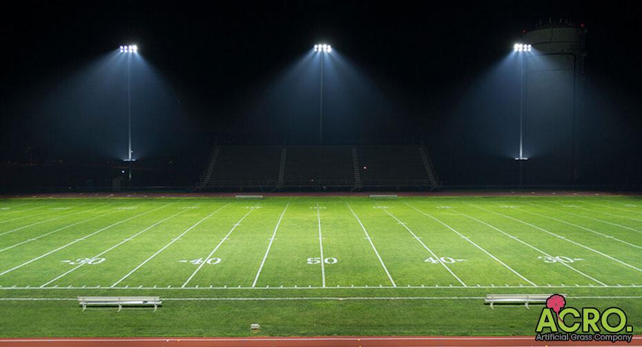 đèn pha led sân bóng
