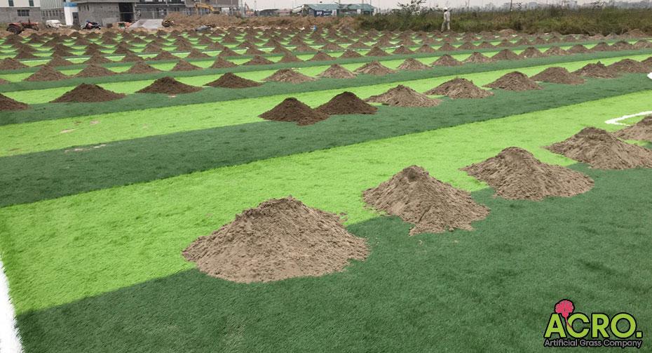 Giá làm 1 sân cỏ nhân tạo 5 người