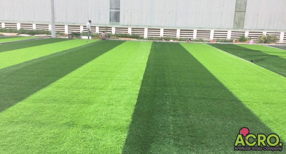 Giá làm 1 sân cỏ nhân tạo 7 người