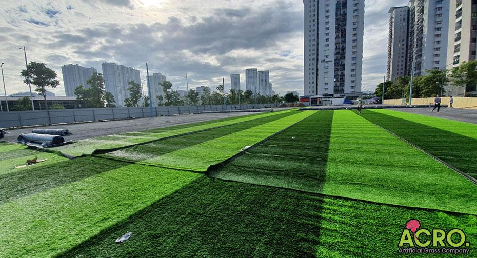 ưu điểm sân bóng đá nhân tạo