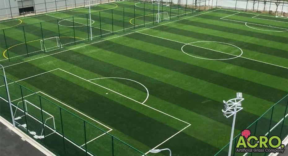 sân bóng đá nhân tạo