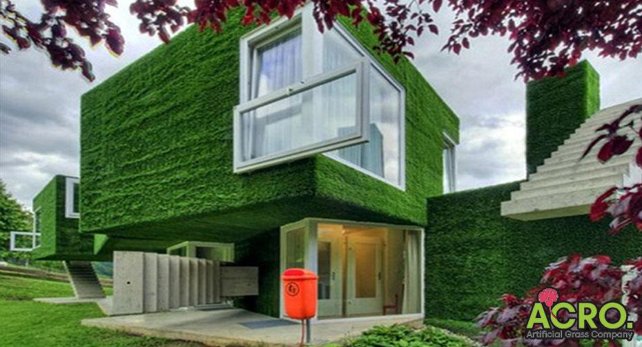 Cửa hàng bán thảm cỏ nhân tạo