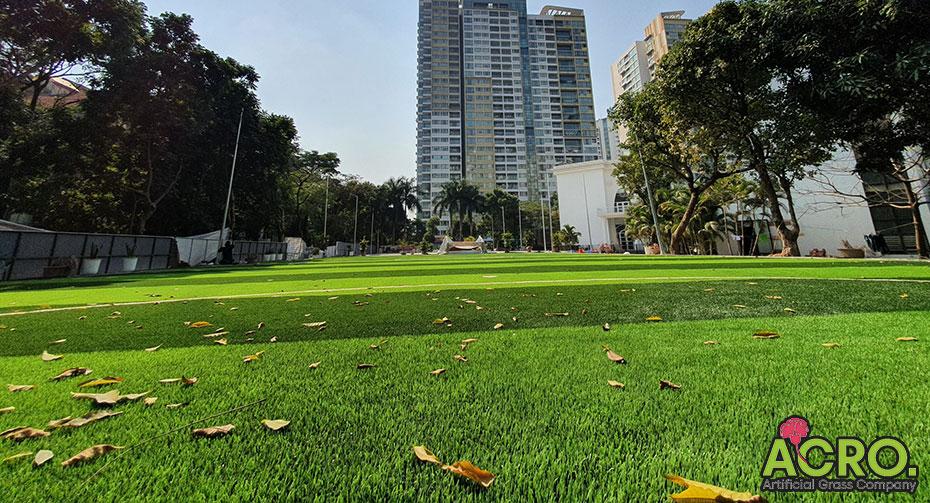Mặt sân cỏ nhân tạo
